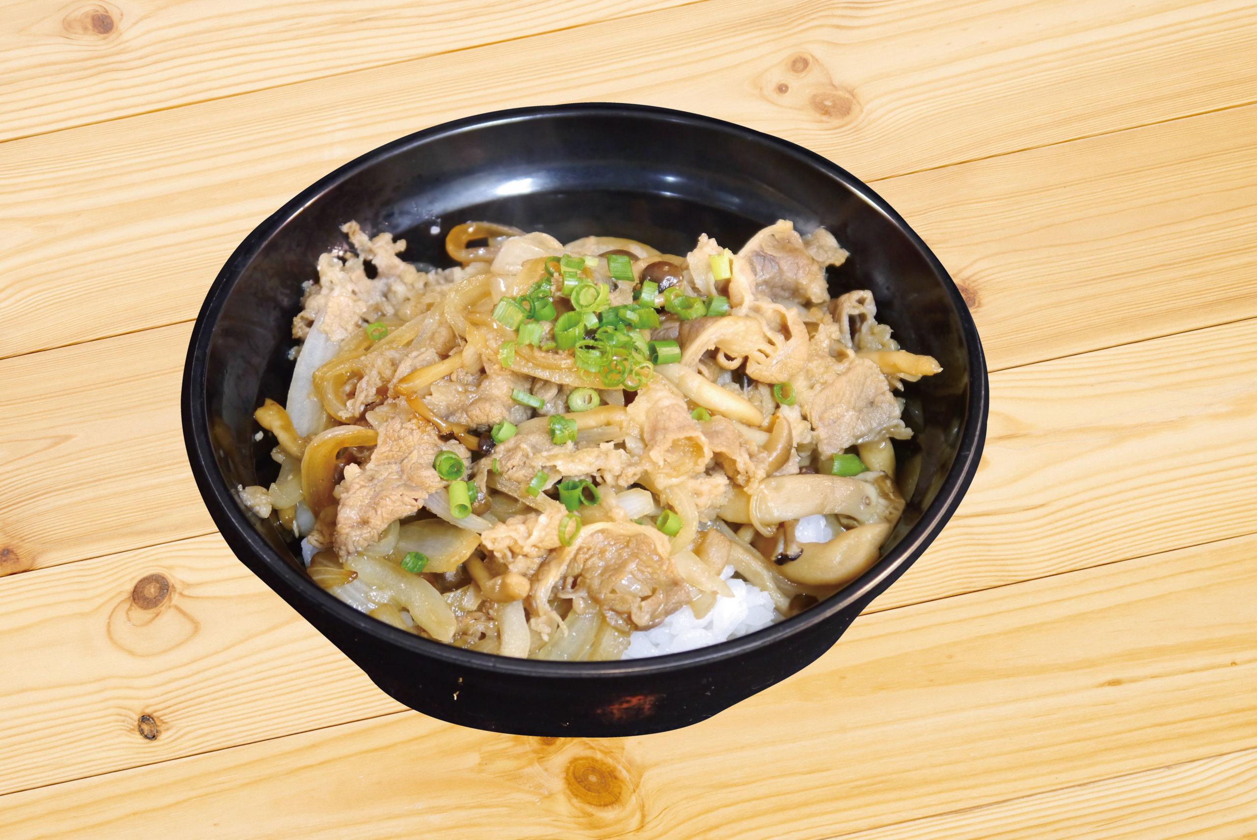牛すき丼(単品)